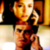 Elena and Stefan both smiling after Elena asked Stefan to be her дата