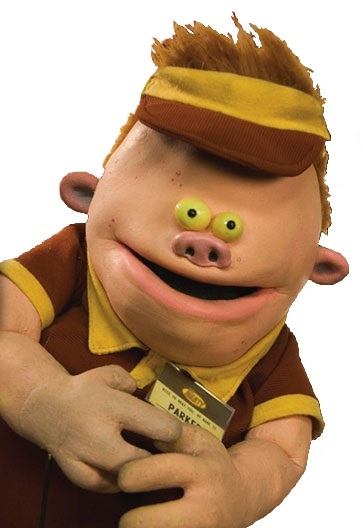 mr meaty character