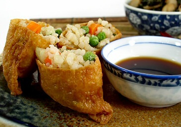 ... do you prefer, Tamago (egg) sushi or Inari (tofu skin-wrapped) sushi