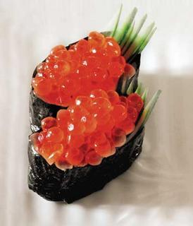 Which do you prefer, Tobiko (flying fish roe) sushi or Ikura ...