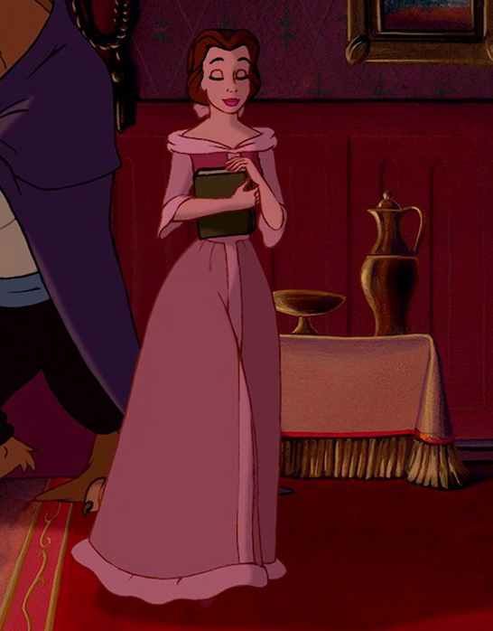 In honor of Belle's month^^ Which is your favorite outfit that Belle ... Beauty And The Beast Belle Pink Dress