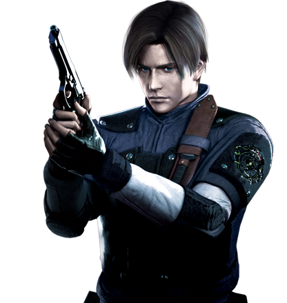 Which Leon Resident Evil 6 Fanpop