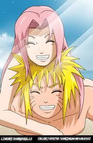 does naruto hook up with sakura I mean sasuke saying he wants to be hokage is fine as does everyone else says but i think naruto will be hokage and sasuke will become the shit i hope naruto becomes hokage and then unifies the whole shinobi world and brings peace to all the lands and i hope sasuke and sakura hook up and give.