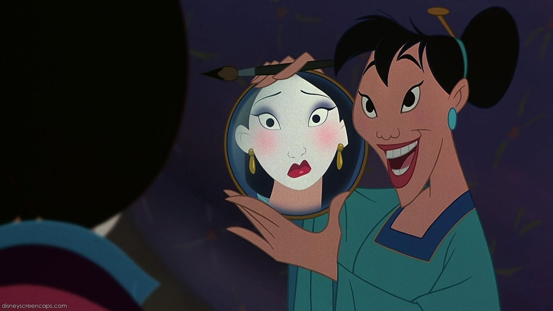 Disney Princess Meme Mulan Disney Movie of the Mo...