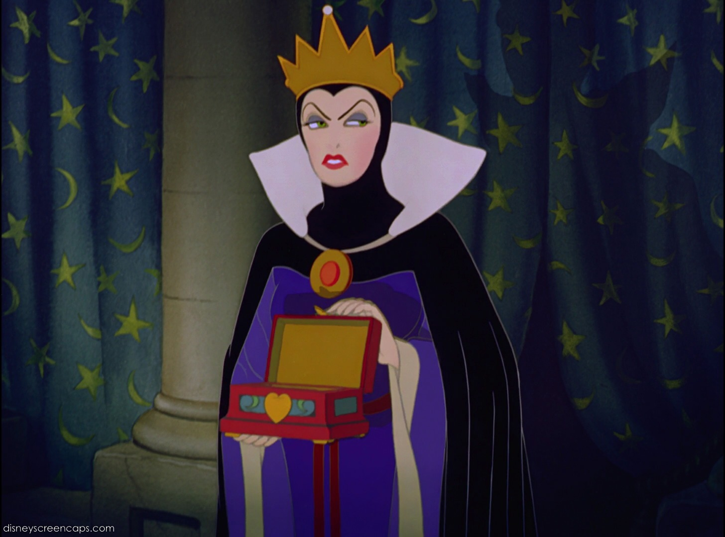 What do you think of the Evil Queen being called Queen ...