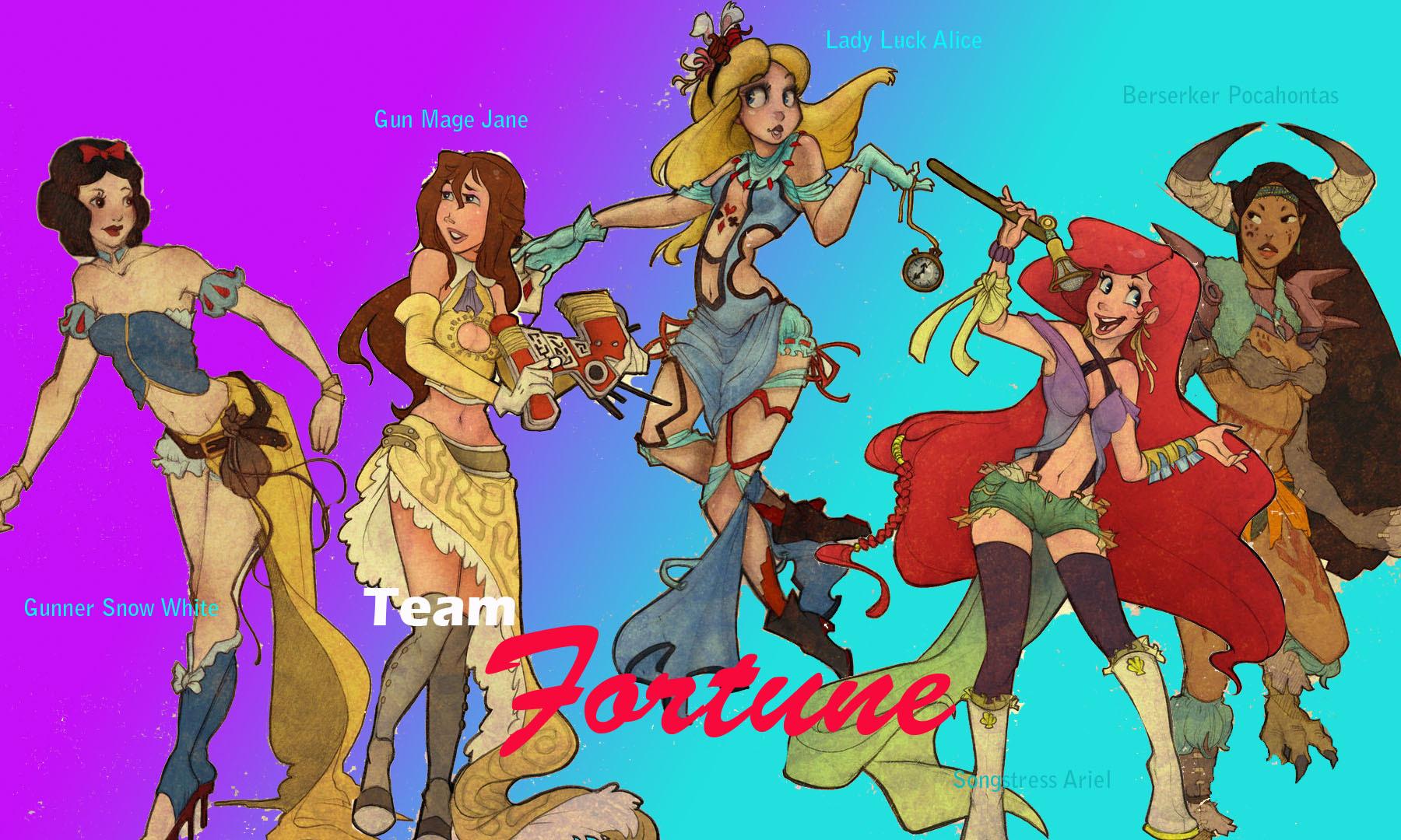 Disney Battle Princess