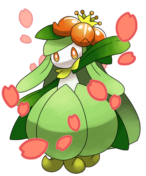 Who's your favorite prettiest grass pokemon? - Pokémon ...