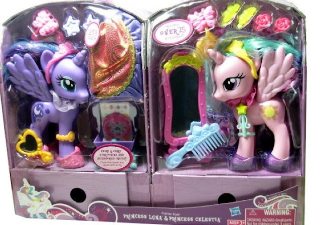 Fashion Style Luna And Celestia Or Luna And Celestia Castle Toy Poll Results My Little Pony