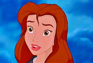 Red hair disney characters battle of the disney princesses best