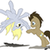 3. Doctor Whooves and Derpy