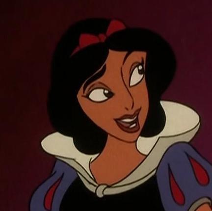 hair Princess jasmine with short