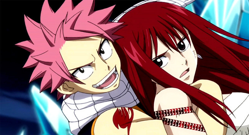 Who is better for Erza...