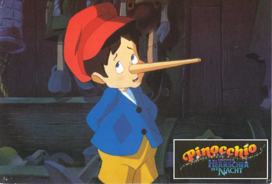 Which is your fave version of Pinocchio?? Poll Results - Pinocchio ...
