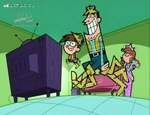 Whats Favorite Episode Season Three on The Fairly Oddparents Microphony