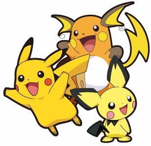 Pichu, Pikachu, or Raichu? Poll Results - Pikachu - Fanpop