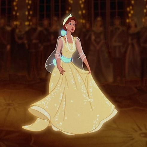 Which of Anastasia's pretty dresses do you like best? Poll ...