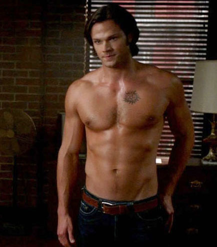 do du think jared padalecki has a nice body hei e schauspieler fanpop. Black Bedroom Furniture Sets. Home Design Ideas