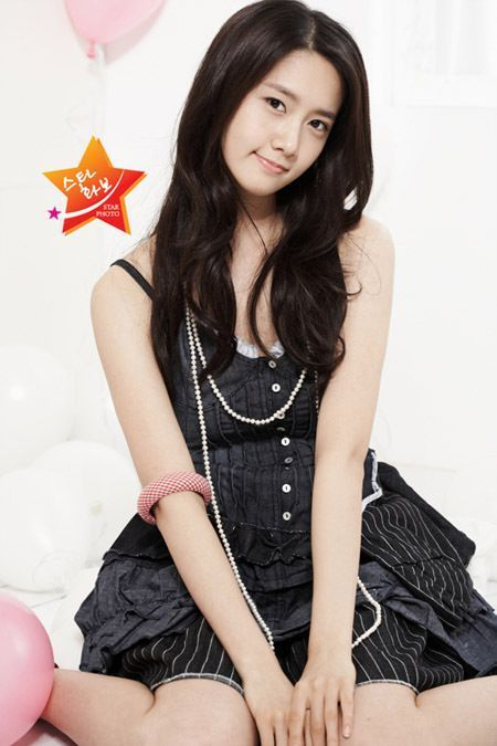 Short Hair Snsd Snsd Yoona-long Hair/short