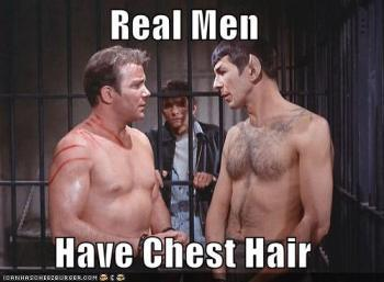 Phenomenal Androgenic Hair Specifically Chest Hair On Men Do You Like Or Short Hairstyles Gunalazisus