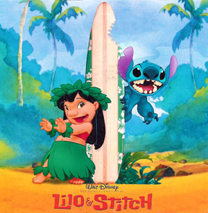 Which lilo and stitch movie do you like the most poll for Jardin lilo