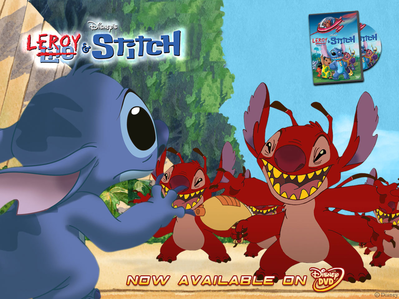 which lilo and stitch movie do you like the most poll