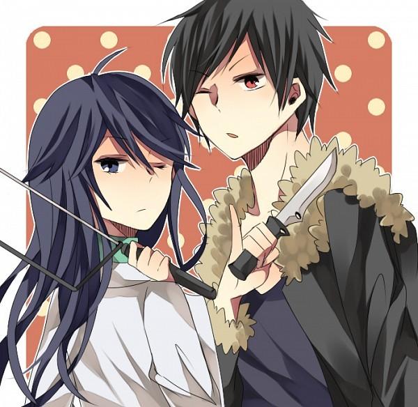 Best Anime Couple Wallpaper