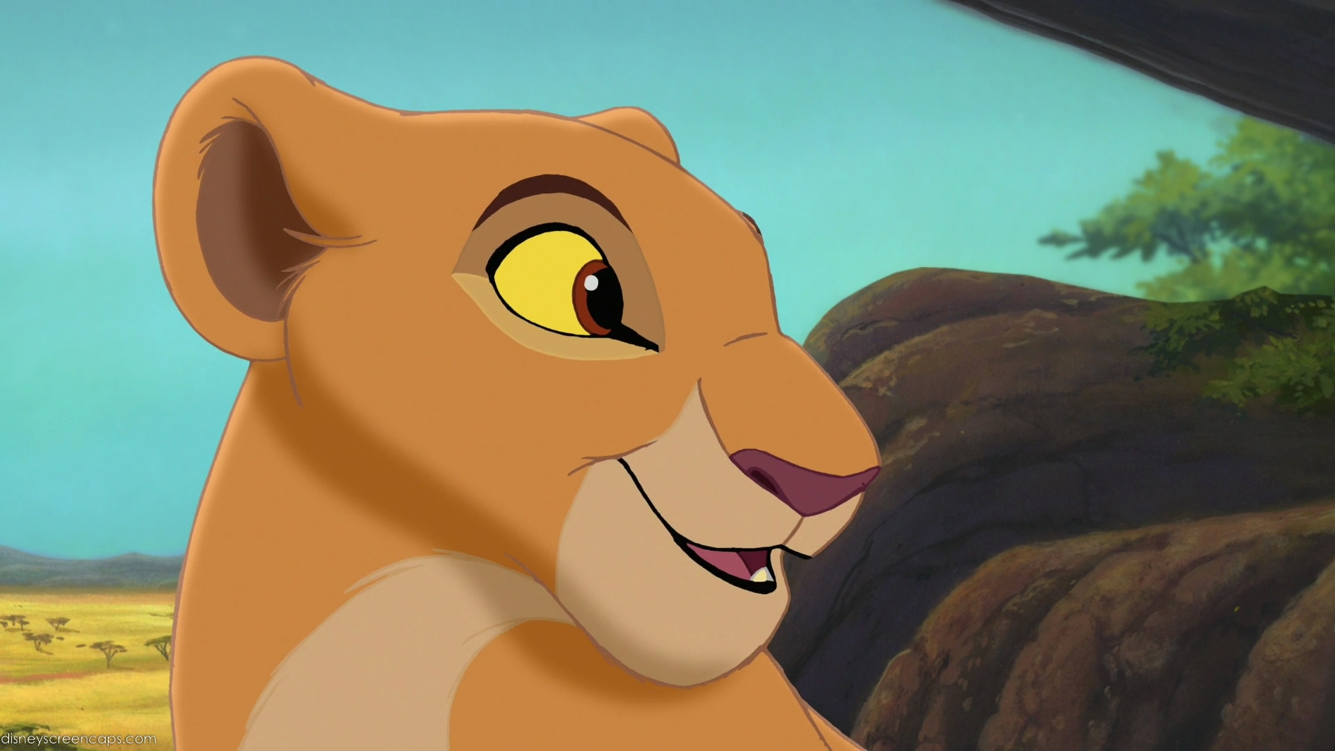 adult Lion king