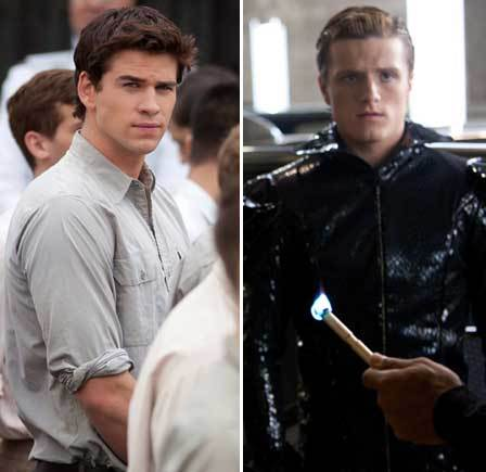 why peeta is better than gale