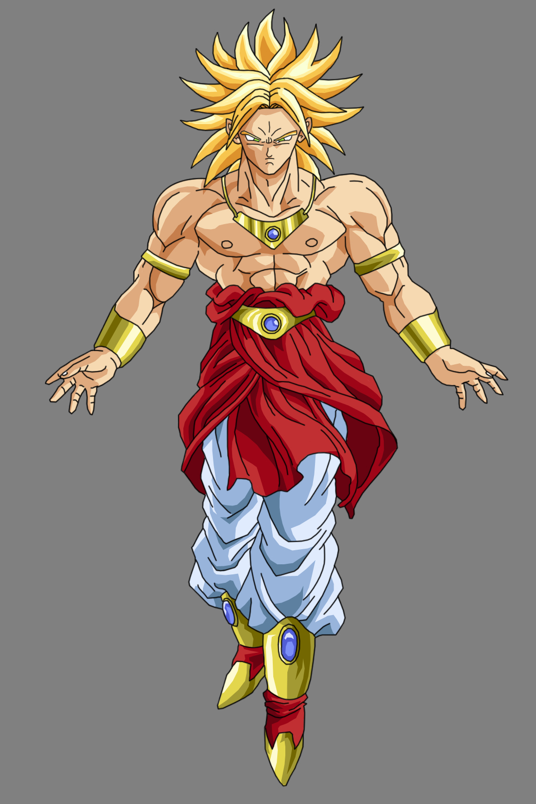 Dragon ball z broly