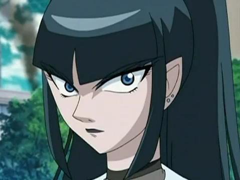 characters Bakugan girl