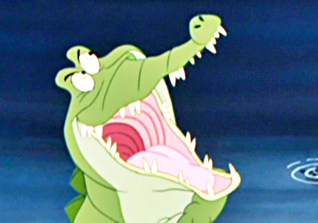 peter pan crocodile in - photo #40