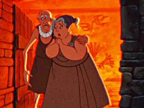 Battle of the Disney Characters: Hercules Poll Results ...