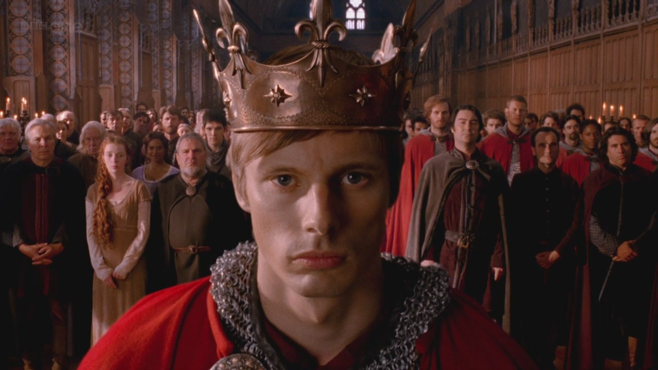 The episode was so Epic for Arthur and Merlin King Arthur And Merlin