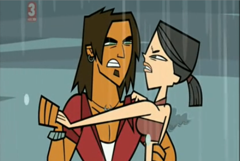 The gallery for --> Total Drama Heather And Alejandro