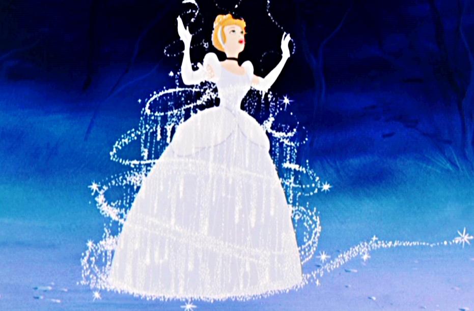 Cinderella's Ball Gown