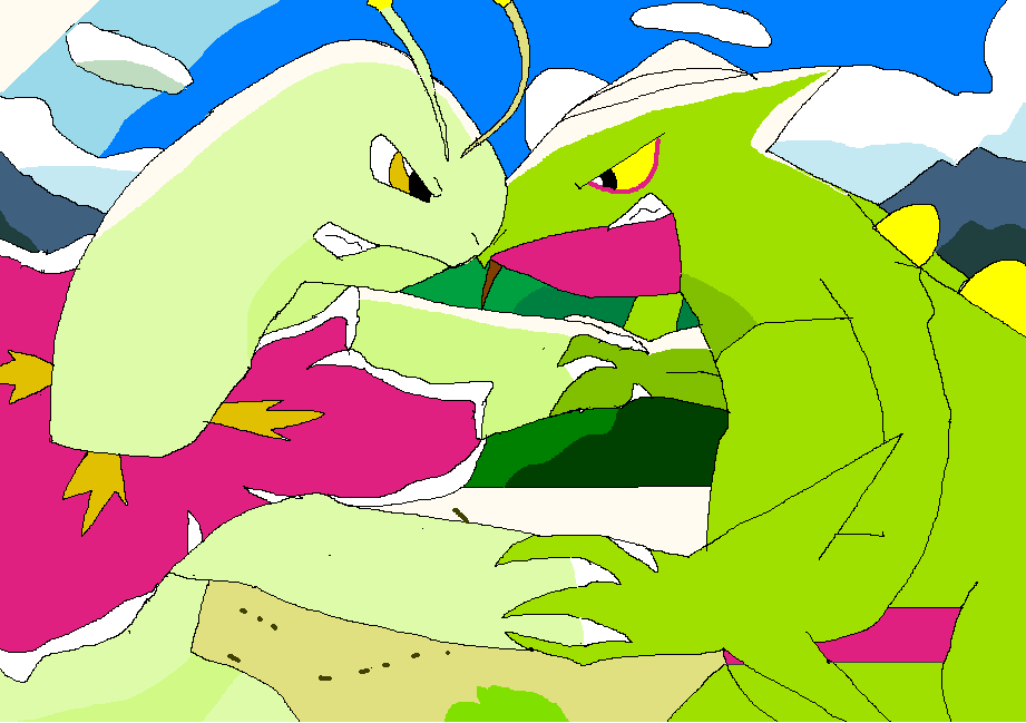 Which Pokemon would Ash's Sceptile most likely face in the ...