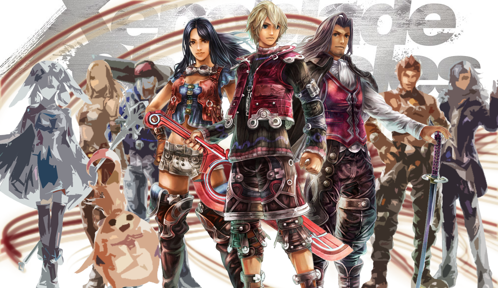 Xenoblade characters
