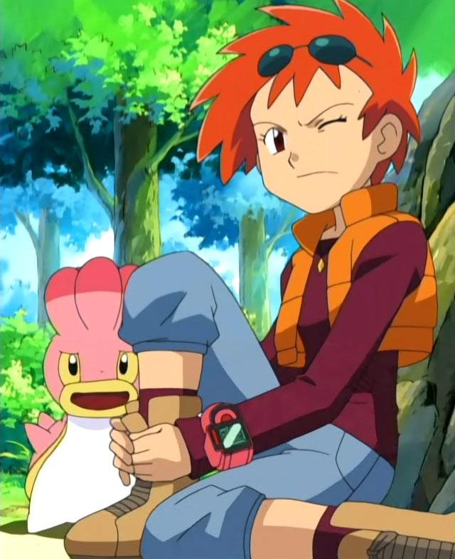 Pokemon Zoey