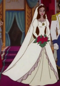 Vanessa From The Little Mermaid Who Has Better Wedding Dress
