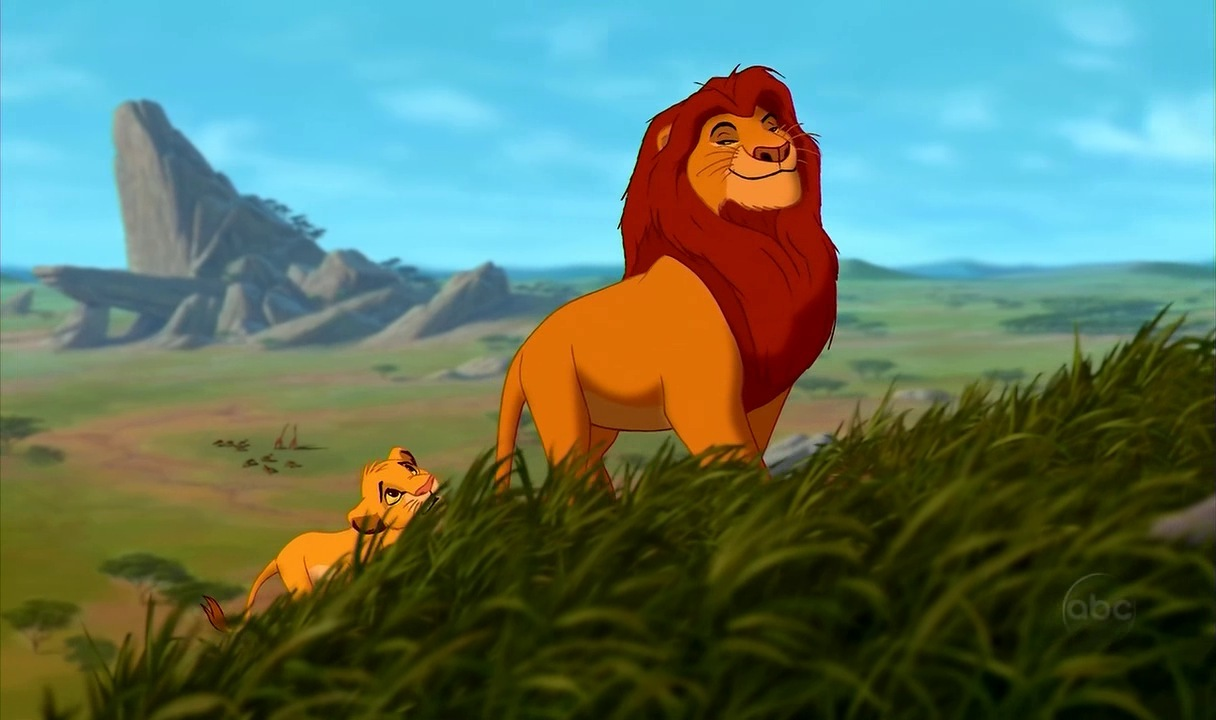I Laugh In The Face Of Danger Quote: Favourite The Lion King Quote?