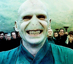 Best Voldemort smile? Poll Results - Bellatrix and Lord ...