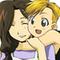 Trisha and Alphonse.. :3