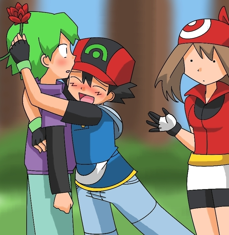 Maike Pokemon Porn