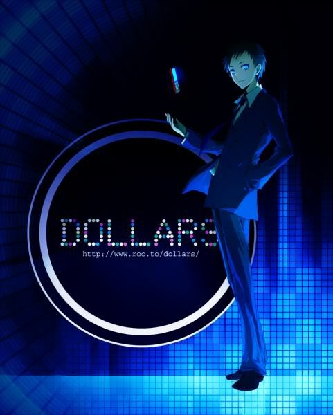 Durarara dollars wallpaper