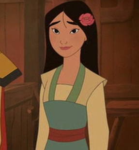 which of all the outfits mulan wears is your favourite