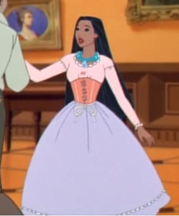 Disney Princess Which of all the outfits Pocahontas wears is your favourite?  sc 1 st  Fanpop & Which of all the outfits Pocahontas wears is your favourite ...