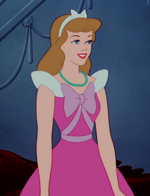 cinderella in pink dress - photo #21