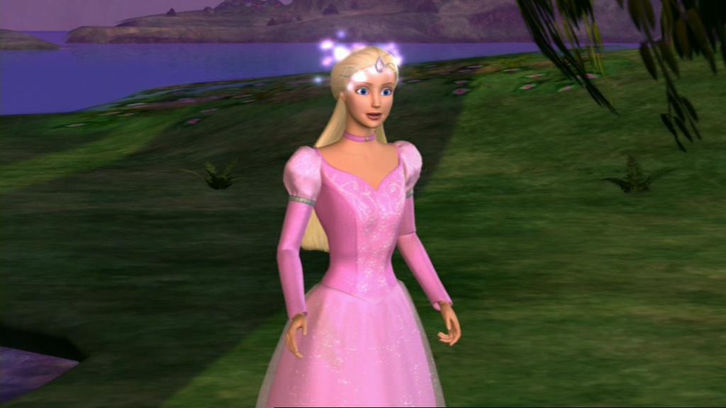 ... prettier: Rapunzel or Odette? Poll Results - Barbie Movies - Fanpop