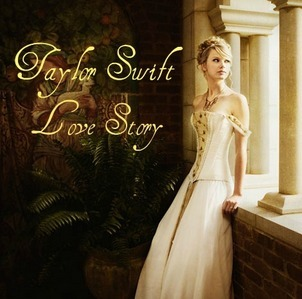 Love story taylor swift album cover