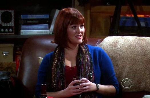 Big Bang Theory Stephanie Barnett